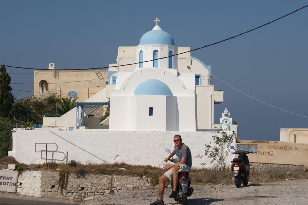 Photo in Random #santorini greece