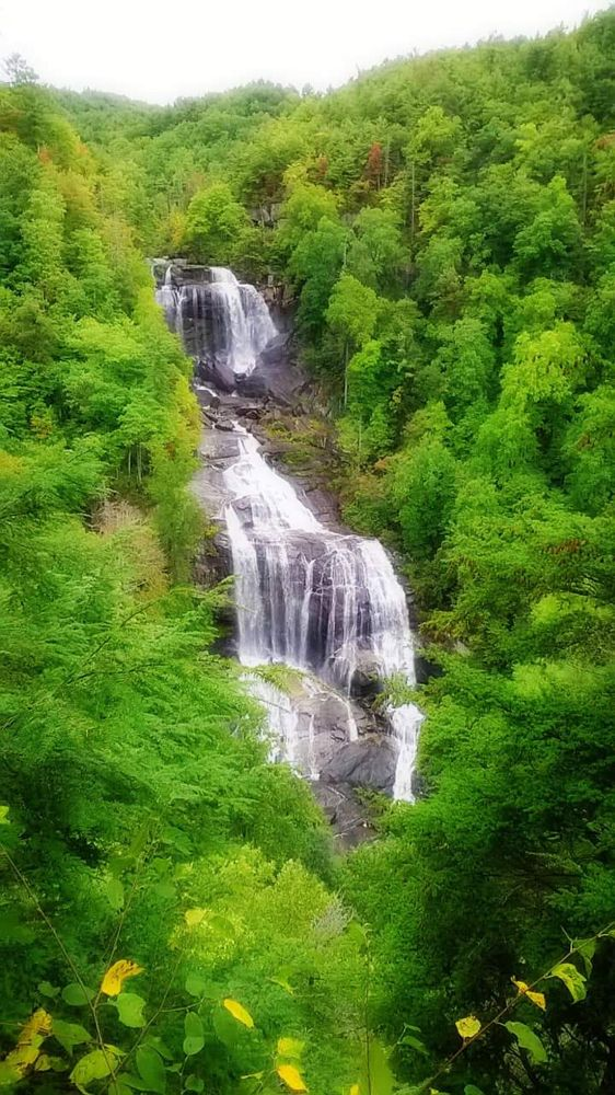 Photo in Nature #waterfallsncparks