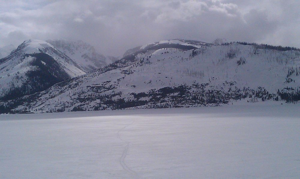 Photo in Nature #snow #mountains #winter