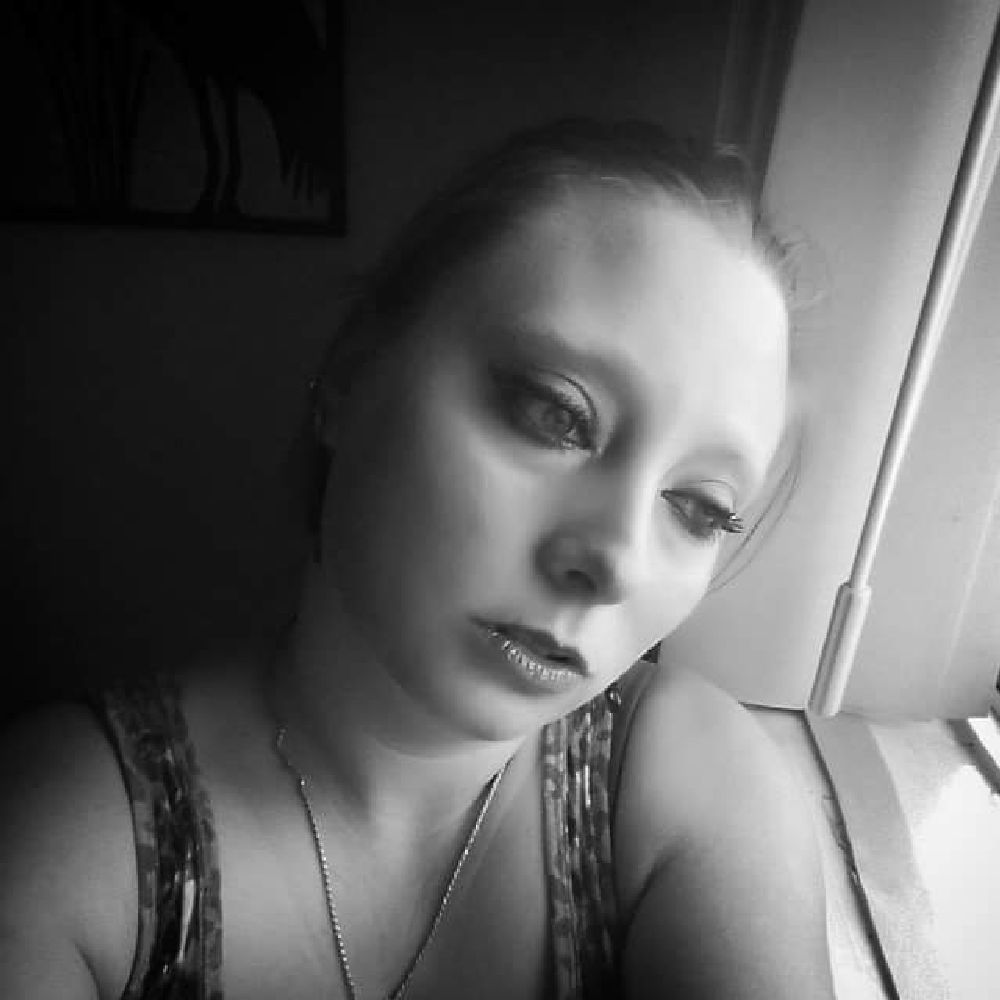 Photo in Black and White #black #and #white #selfie