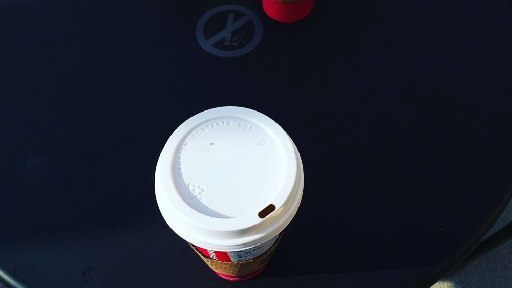 Photo in Still Life #coffee #starbucks #red #cup