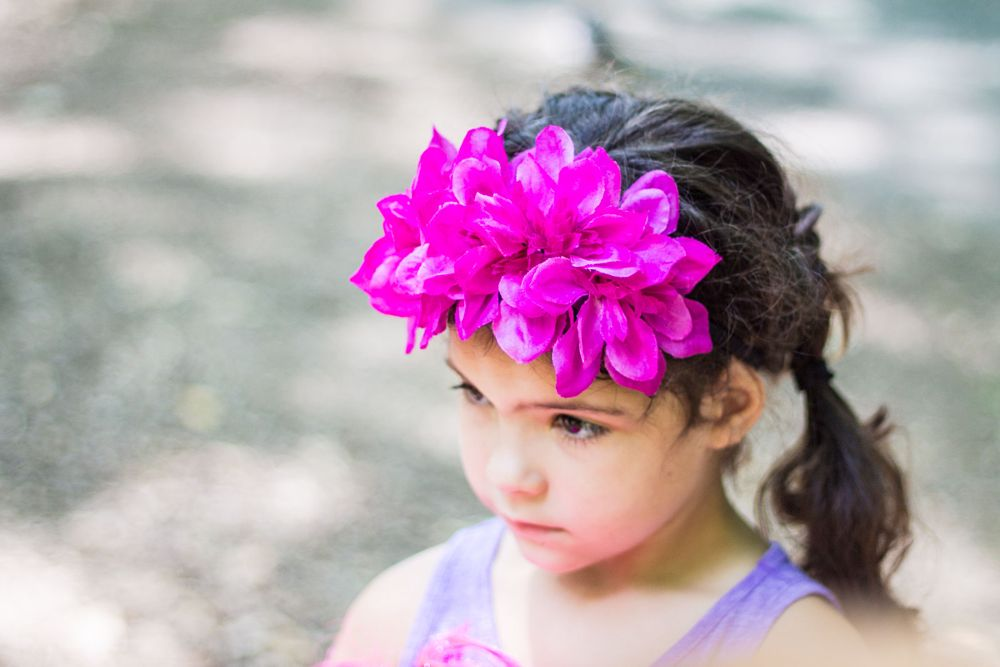 Photo in Family #ren faire #flower crown #princess