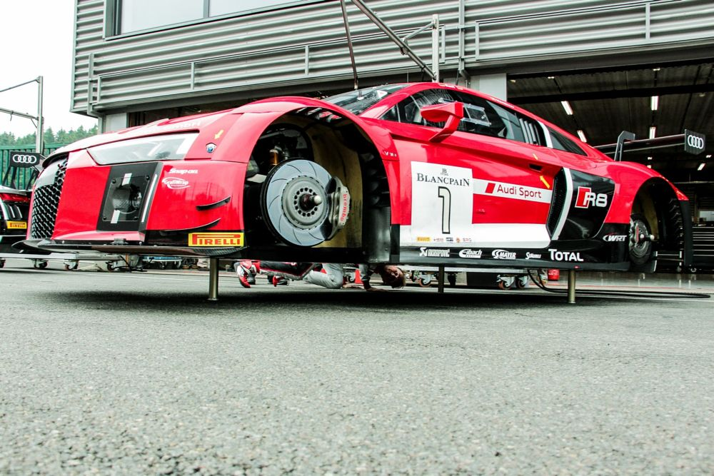 Photo in Sports #francorchamps #essai #24 hrs
