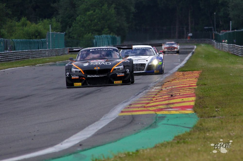 Photo in Sports #francorchamps #essai #24 hrs #24 hours
