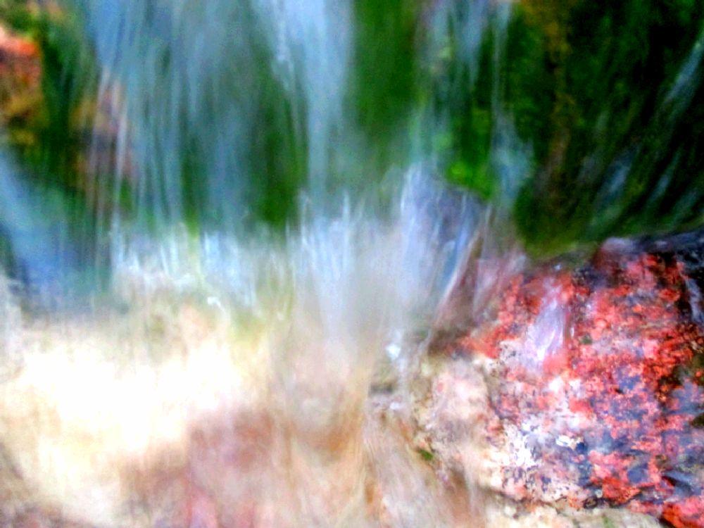 Photo in Random #water #fall #texas #gneiss #rock #texas