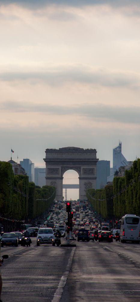 Photo in Architecture #arc #triomphe #paris