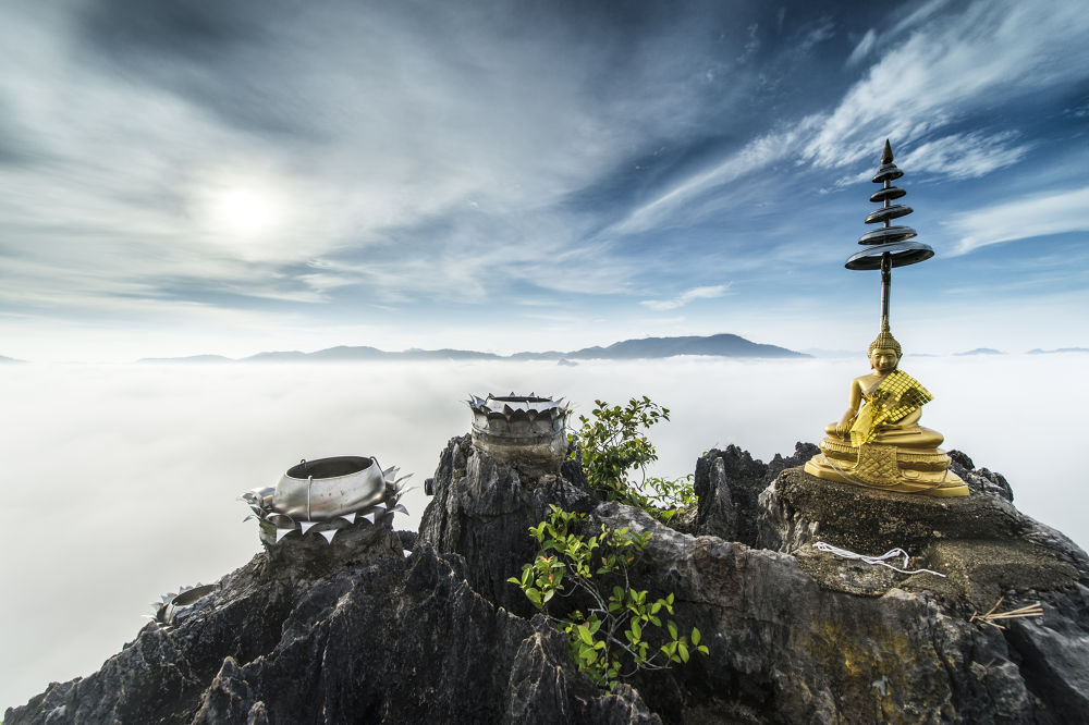 Photo in Landscape #amazing thailand #amazaing #thai #temple