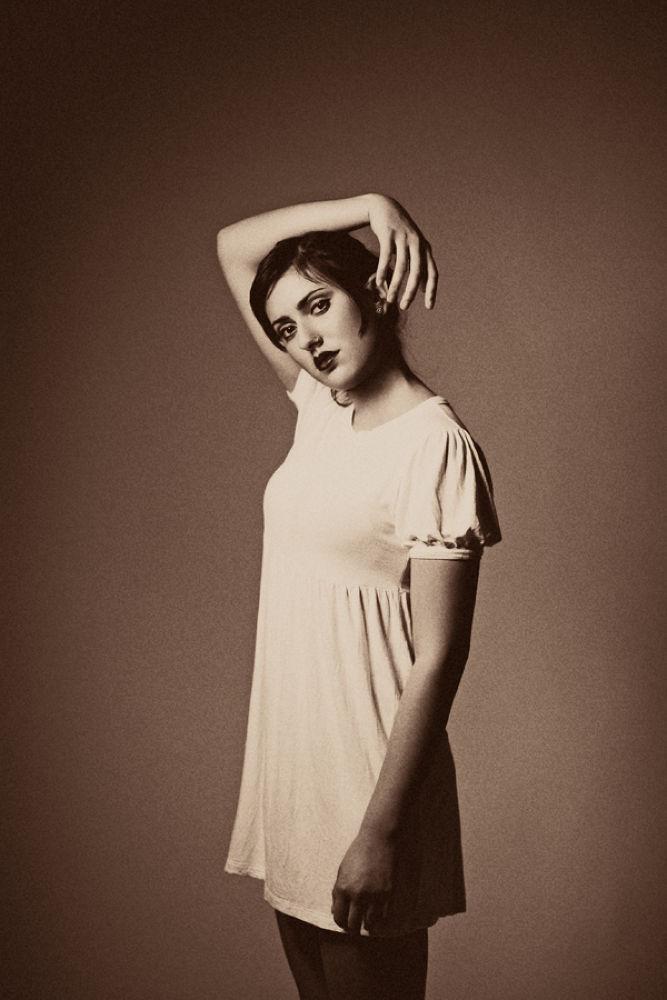 Photo in Vintage #woman #people #portrait #girl #vintage