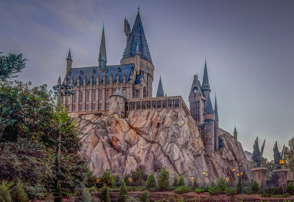 Photo in Cityscape #harry_potter #castle