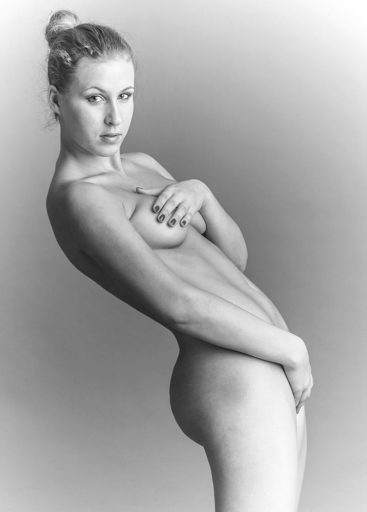 Photo in Nude #nude #nudity #black and white