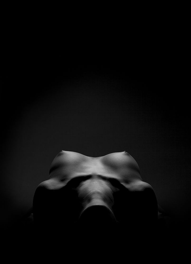 Photo in Nude #nude #breast #black and white