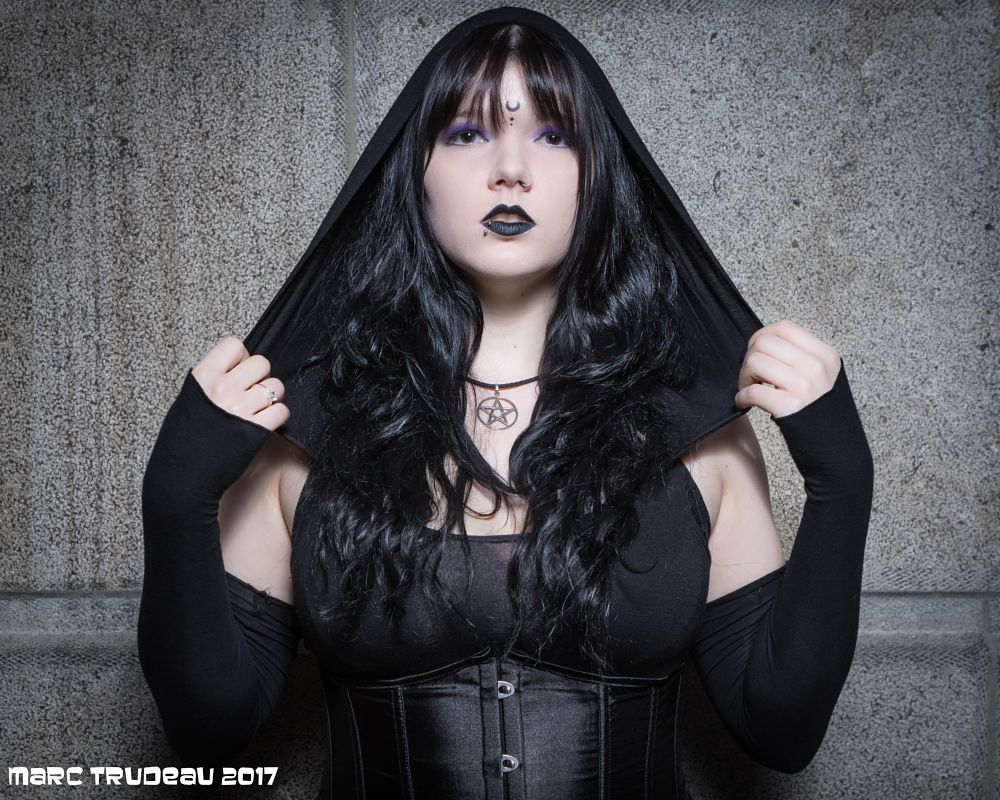 Photo in Portrait #amely #marctrudeasu #gothic #princess