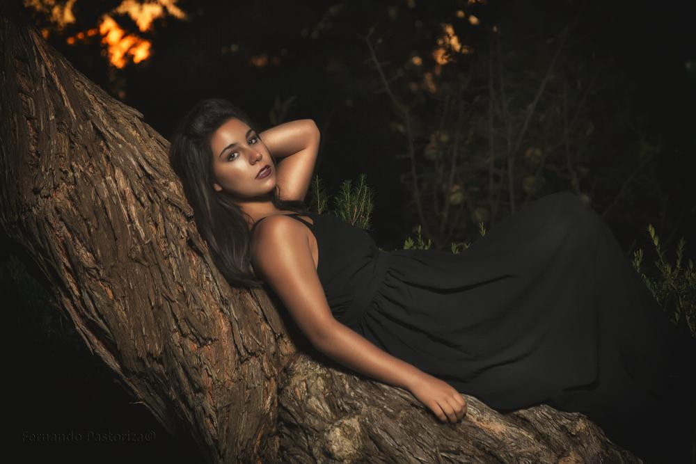 Photo in Portrait #canon #portrait #retrato #model #makeup #artist #woman #beauty