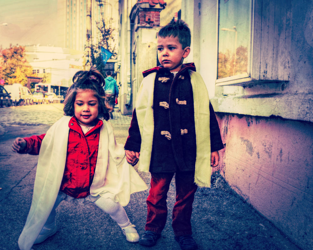 Photo in People #children #people #street photography