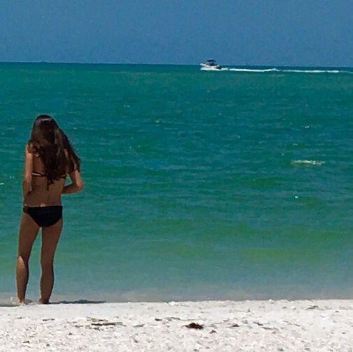 Photo in Random #big #hickory #island #beach #florida