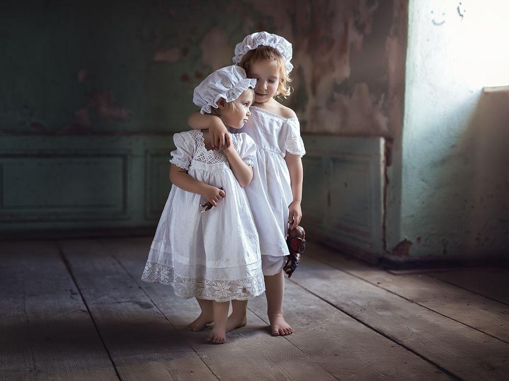Photo in Family #children #fine art #portrait