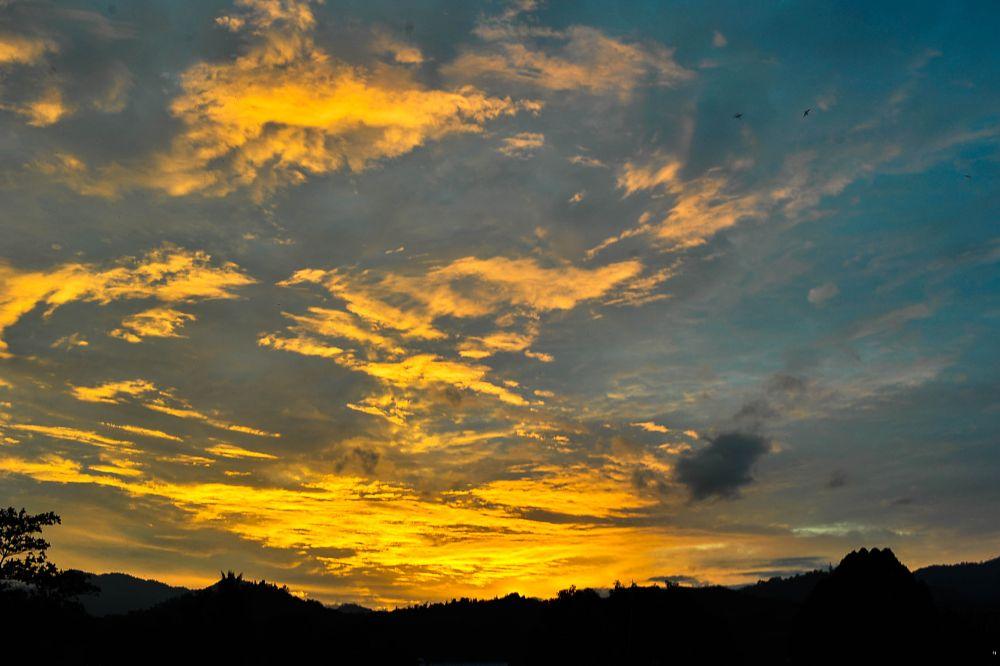 Photo in Landscape #sunset