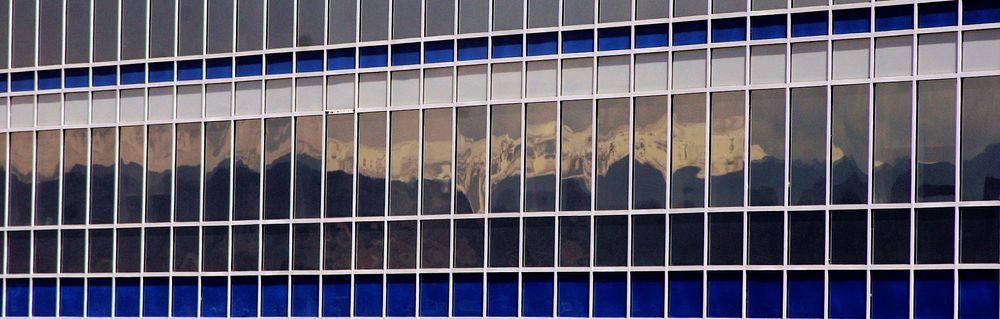 Photo in Random #colorado #reflection #mountain
