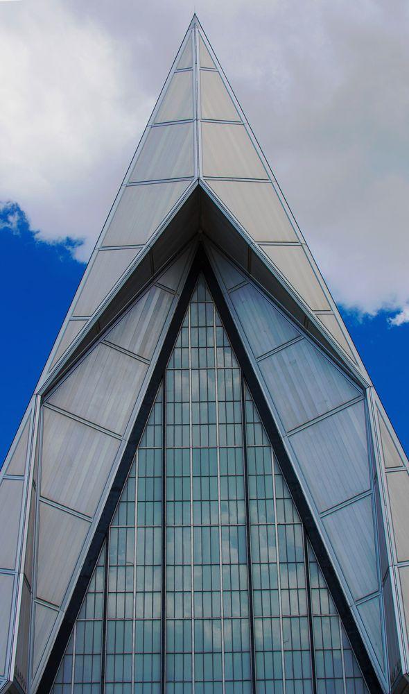 Photo in Random #chapel #air force