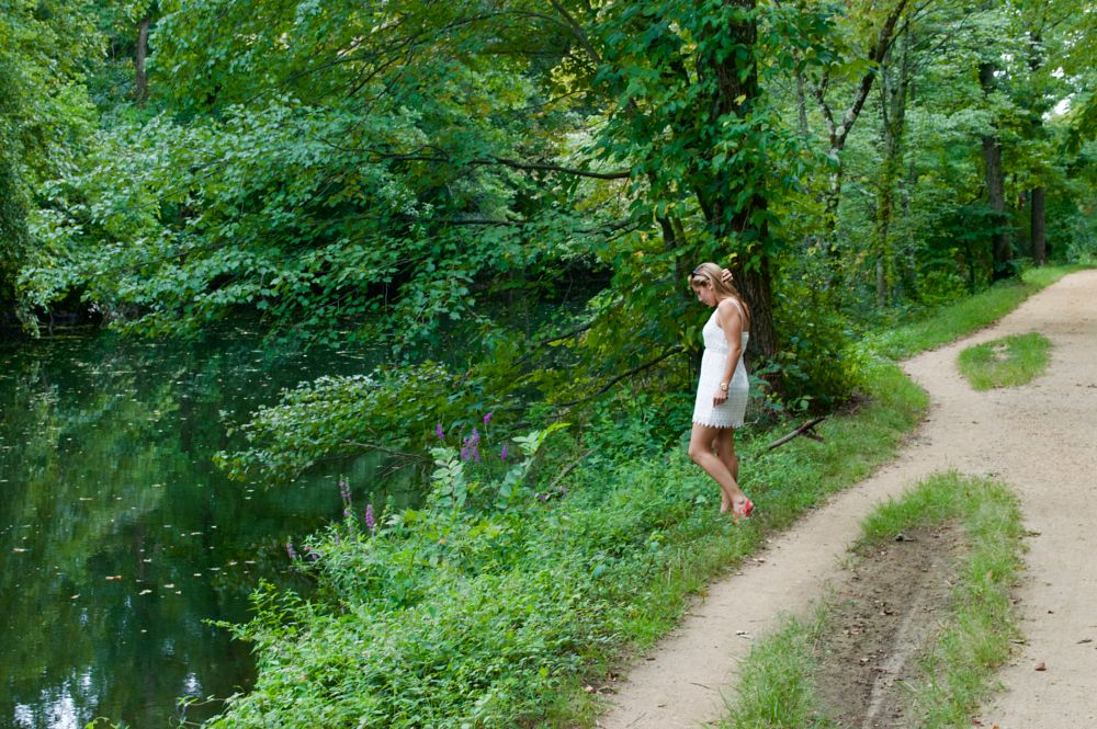 Photo in People #princeton #nature #trail