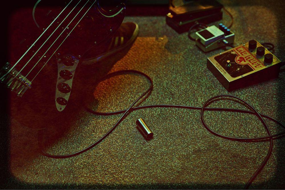 Photo in Random #bass #music #studio #big muff