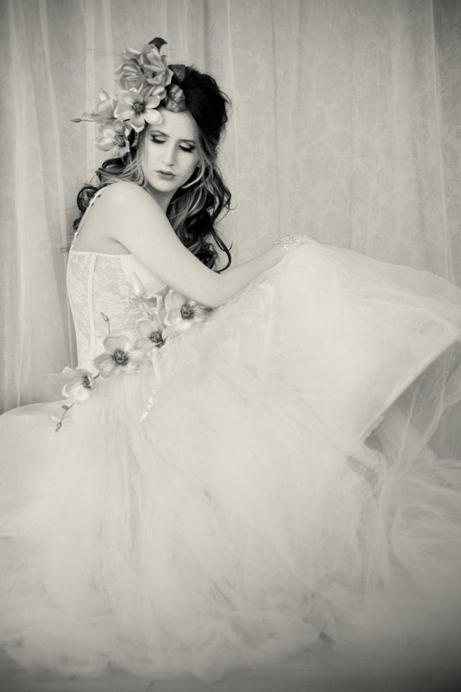 Photo in Fashion #creative bride