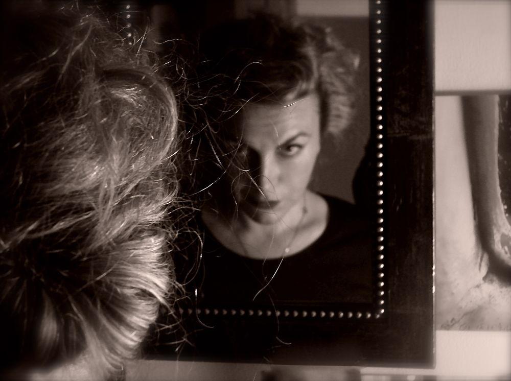 Photo in Portrait #people portrait la donna tempi