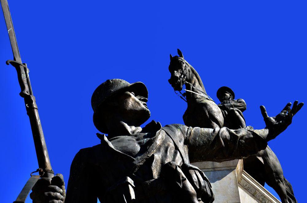 Photo in Random #atatürk heykel asker