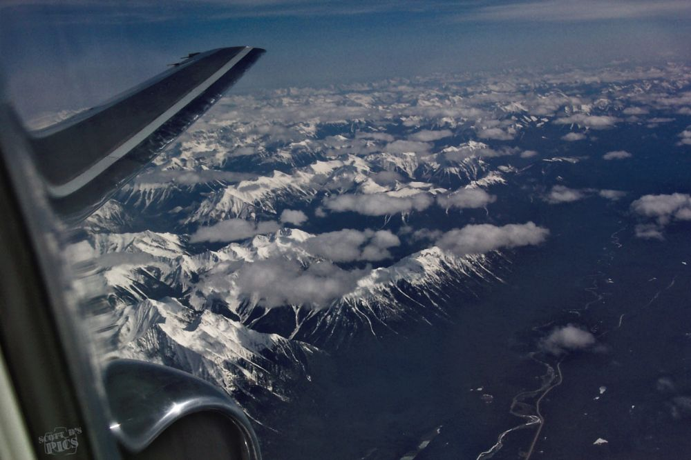 Photo in Landscape #flying #canada #rockies