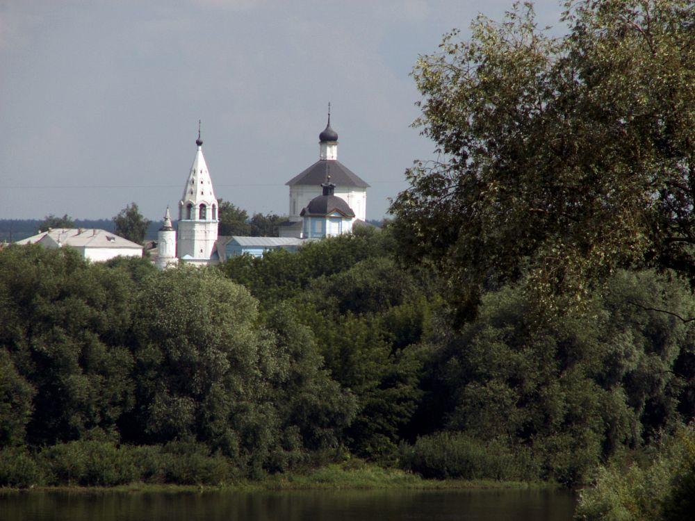 Photo in Landscape #moscow region #kolomna #bobreniov monastery