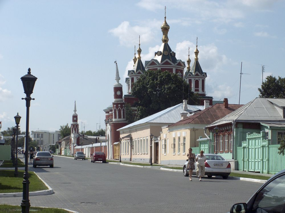 Photo in Cityscape #kolomna #assumption convent brusensky #moscow region