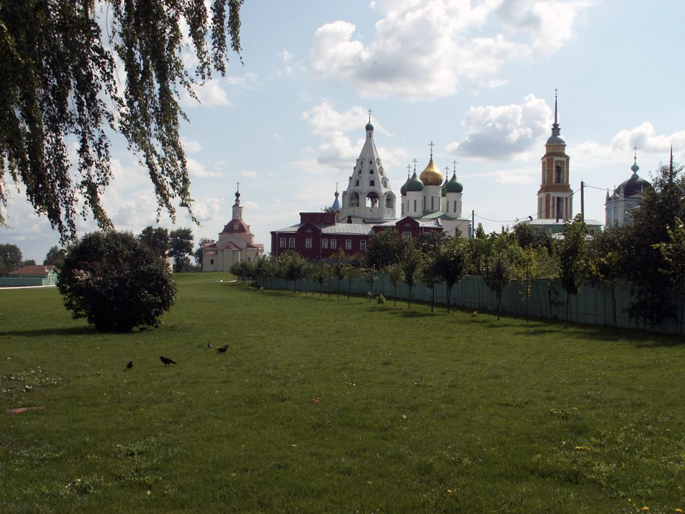 Photo in Cityscape #moscow region #kolomna #downtown