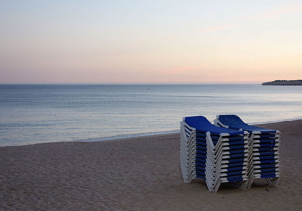 Photo in Landscape #seaside #portugal #armação de pera