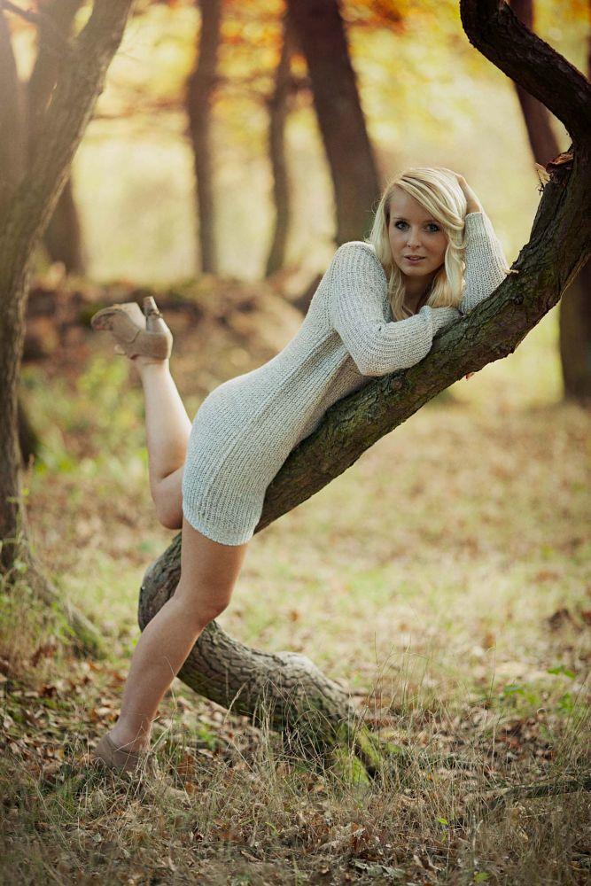 Photo in Fashion #blonde #beauty #autumn #effjot