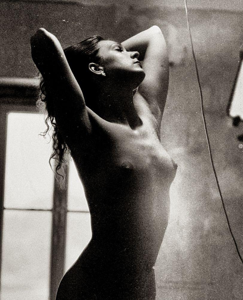 Photo in Nude #woman #film #effjot