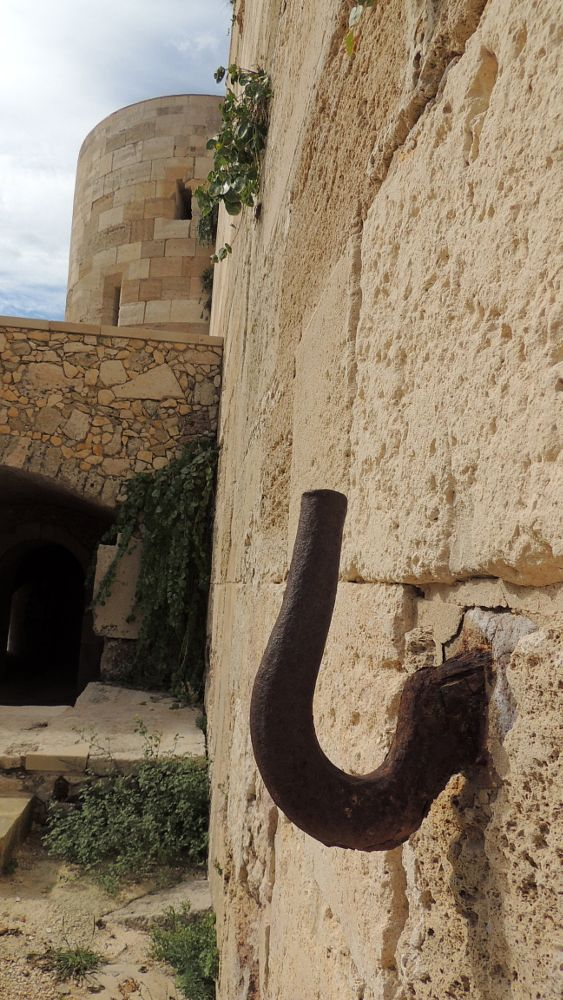 Photo in Abstract #castle #syracuse #sicily #italy