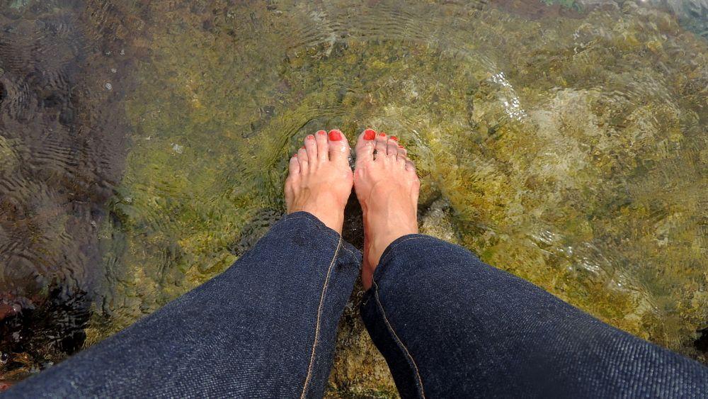 Photo in Still Life #sea #rocks #taormina #sicily