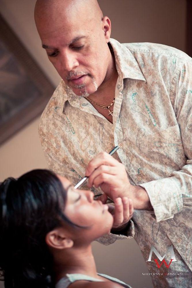 Photo in Random #timothy cabell - make up artis