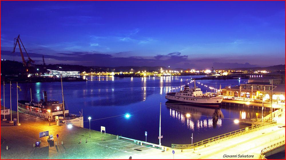 Photo in Random #göteborg #harbour #port #sweden