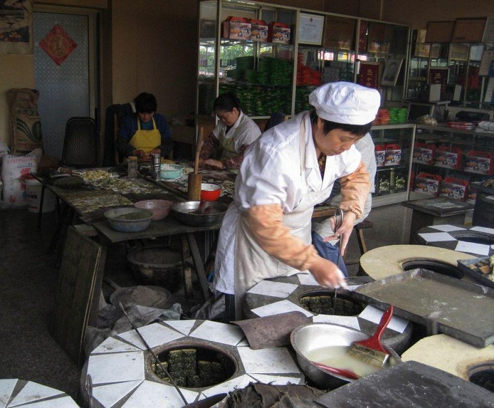 Photo in Random #zhejiang - feng hua and tengto