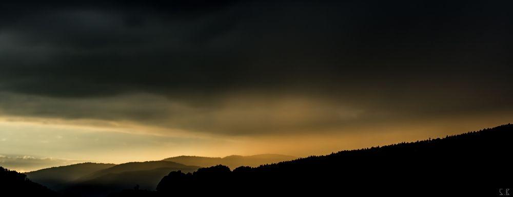 Photo in Landscape #landscape #yellow #nature #sky