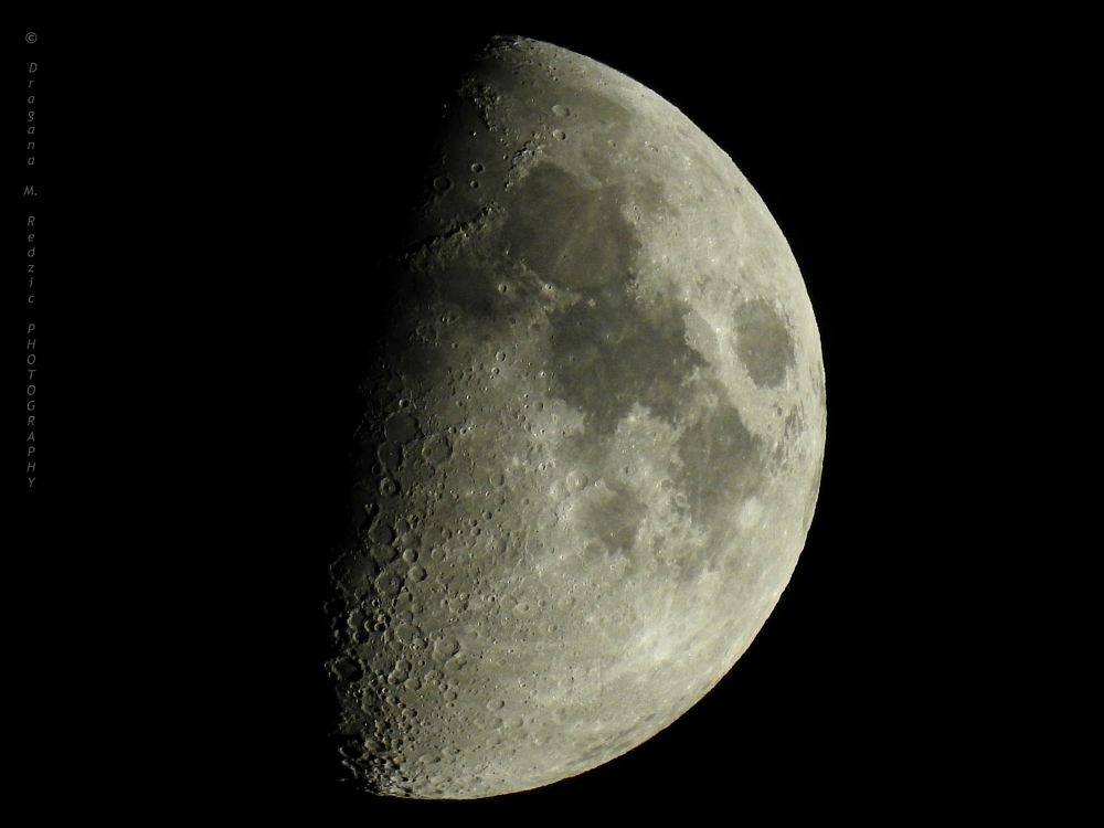 Photo in Astrophotography #the moon #a different white balance 9 #astrophotography