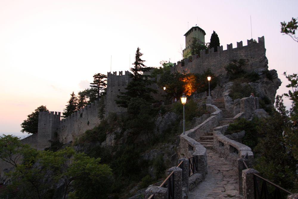 Photo in Architecture #san marino #tower #castle