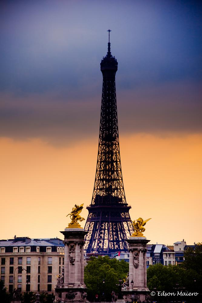 Photo in Cityscape #torre eiffel #paris #frança #france
