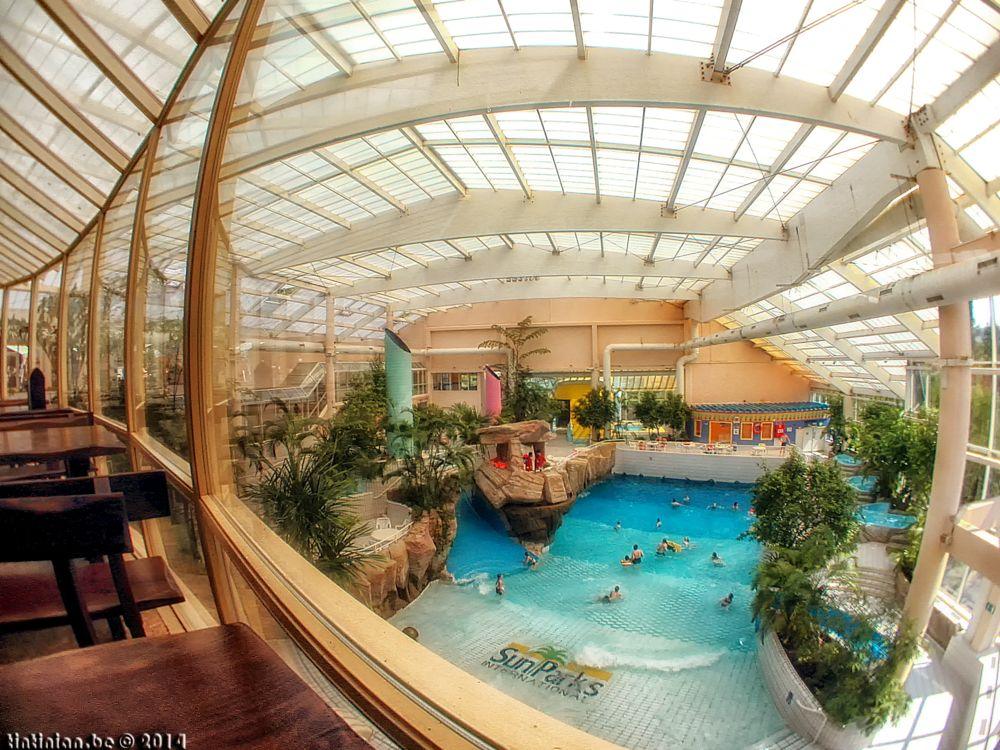 Photo in Interior #vielsalm #sunparcs #swimming pool
