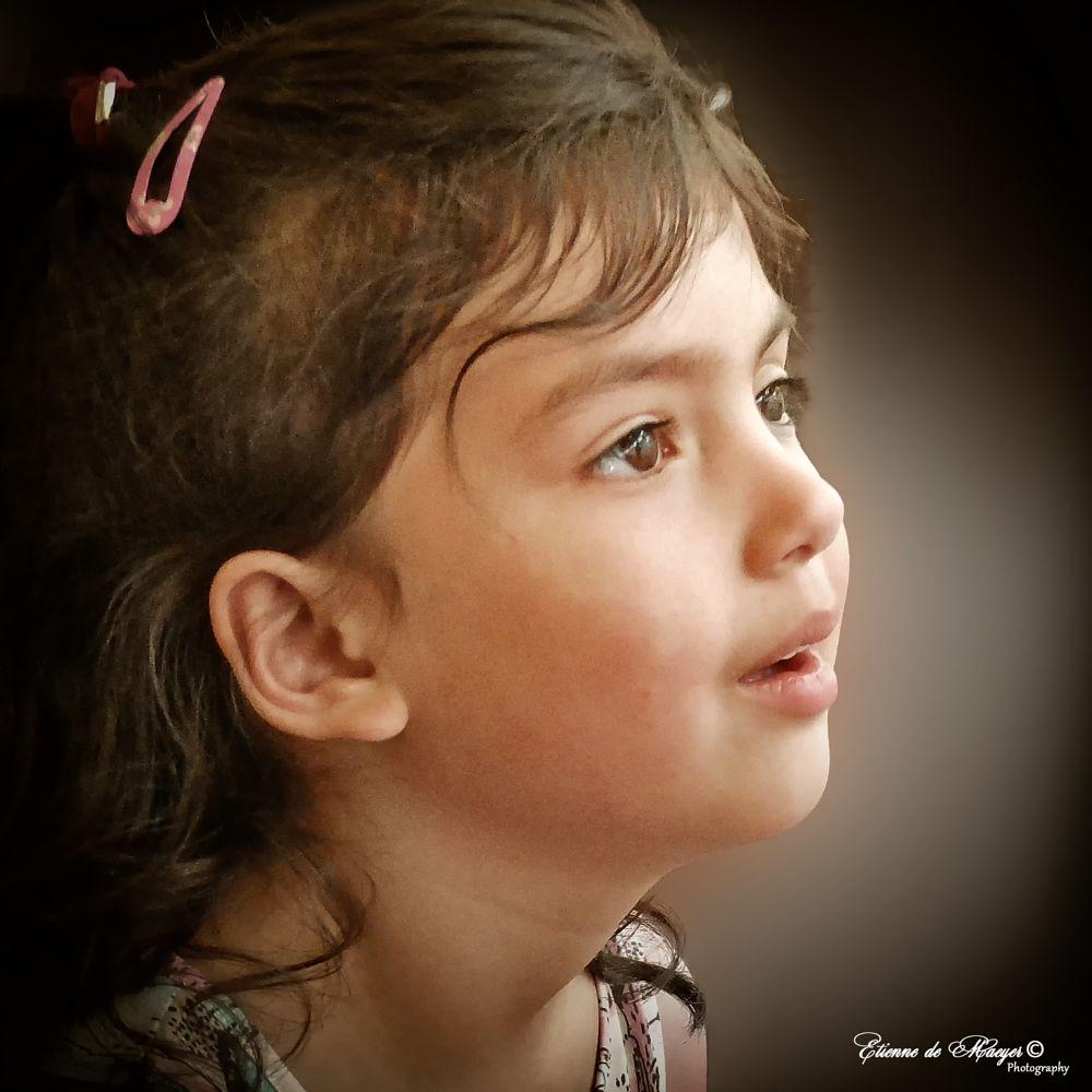 Photo in Portrait #child #eyes #tintinian