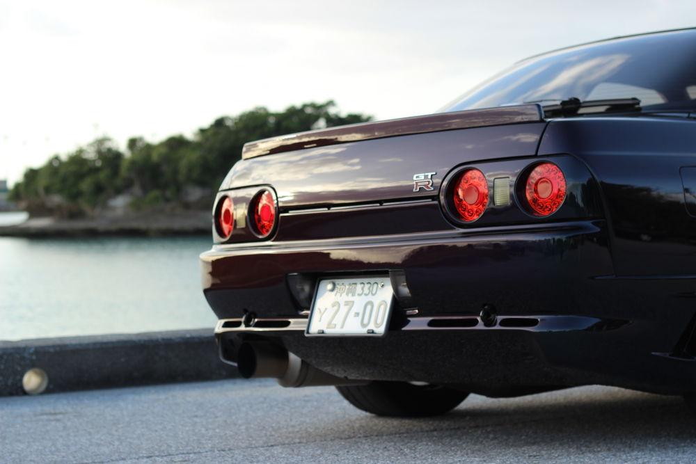 Photo in Vehicle #okinawa #nissan #skyline #gtr-32 #car