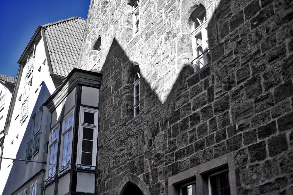 Photo in Architecture #minden #schnurrviertel #altstadt #germany