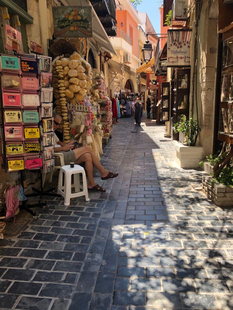 Photo in Street Photography #greece #crete