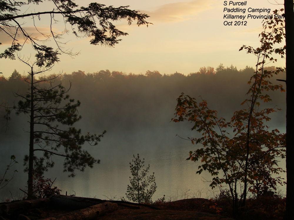Photo in Nature #sunrise #killarney provincial park